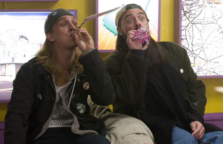 New Jersey Cannabis Legalization Efforts Get A Celebrity Boost From Kevin Smith And Rick Steves