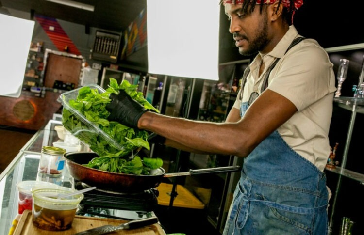 Why Denver's Harold Sims, Winner Of Cooked With Cannabis On Netflix, Will Probably Never Open A Restaurant