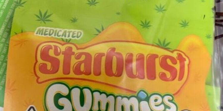 Indiana State Police Urge Parents To Check Children's Halloween Candy For Weed Edibles