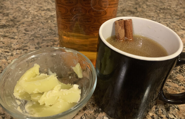 Stay Toasty With This Cannabis-Infused Hot Buttered Cider