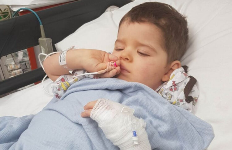Charlie Hughes: Parents Of Boy With Epilepsy Drop Nice High Court Challenge