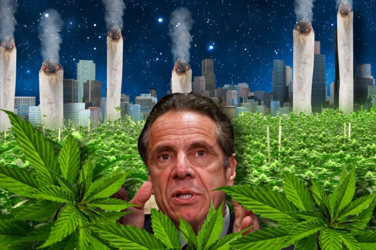 What to Know About New York State's Weed Legalization Rollout in 2021