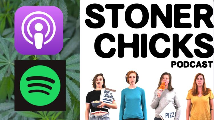 Seattle Comedy Group Launches The Stoner Chicks Podcast