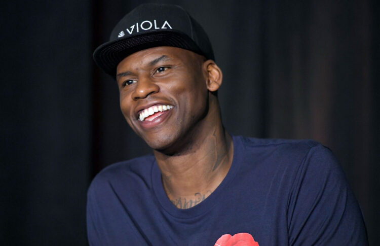 How Al Harrington Is Helping Build a Black-Owned Weed Industry