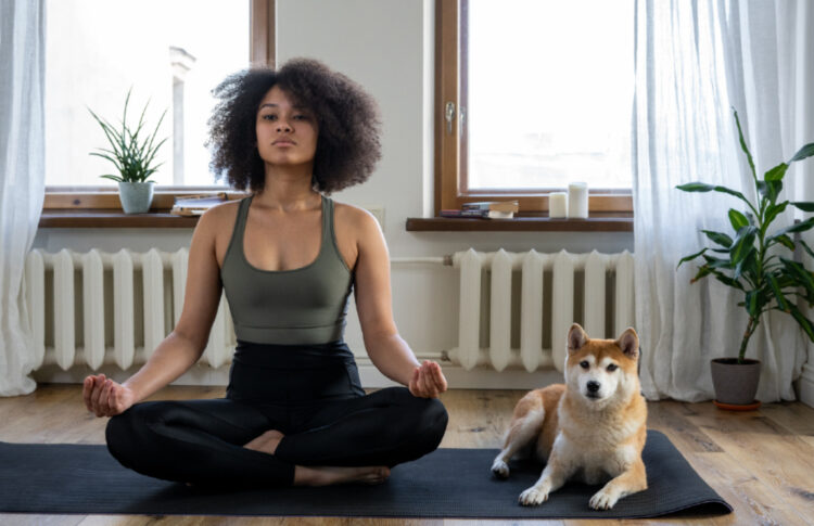 Benefits Of Yoga And Cannabis As A Stress Buster Therapy