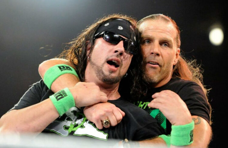 Sean 'X-Pac' Waltman Almost Lost His Arm After A Match With Nick Aldis, How Cannabis Helped Him Clean Up His Life