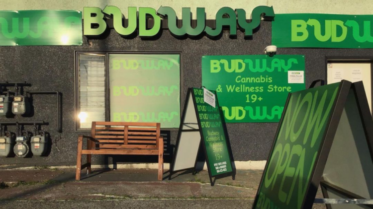 Judge Orders Vancouver's Budway Dispensary to Pay $40K to Subway