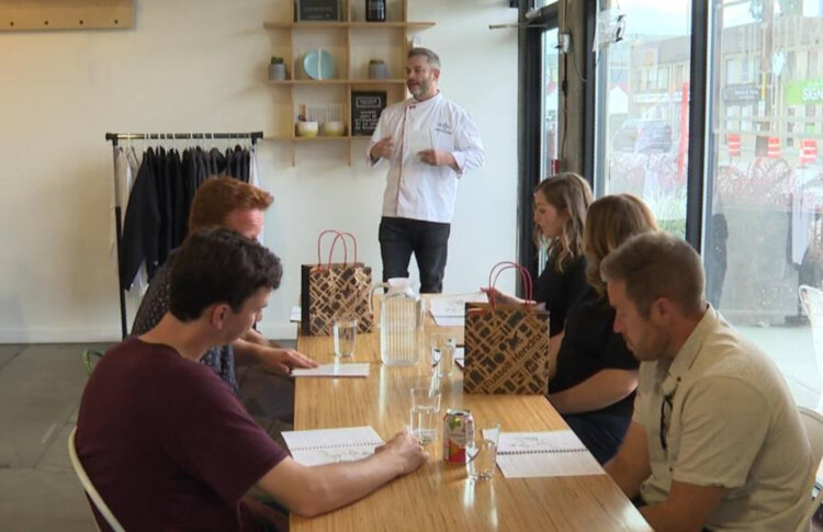 'This Is Not A Fad': Kelowna Chefs Learn To Cook With Cannabis