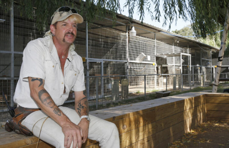 How Joe Exotic Struck A Deal With 'Wonder Years' Star Jason Hervey To Launch A Cannabis Brand